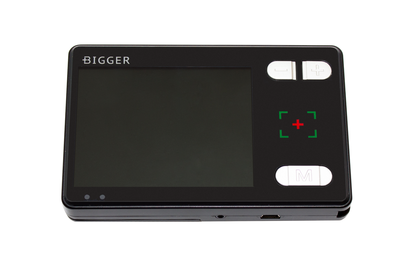 Электронная лупа bigger B2-35TV